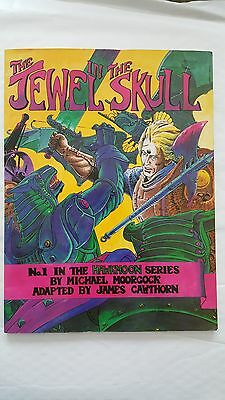 Jewel In The Skull Graphic Novel, 1978 Hawkmoon Rare • 25.99£