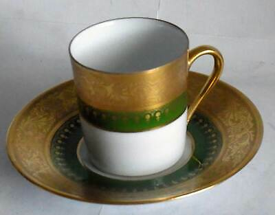 Very Rare Extraordinary Limoges Made ( Cador) Small Coffee-cup  • 179.89£