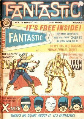 Fantastic Comic (all 89 Issues) + Terrific (all 43 Issues) - Dvd Rom Collection • 3.99£