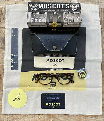 Batman V Superman & Justice League Irons NEW YORK NY Alfred Glasses MOSCOT £325+ • 290£