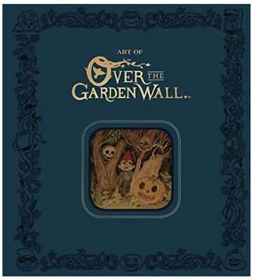 The Art Of Over The Garden Wall Limited Edition • 1,950£
