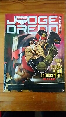 Judge Dredd The Megazine No. 378 • 4£