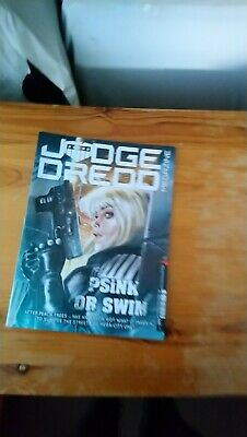 Judge Dredd The Megazine No 377 • 4£