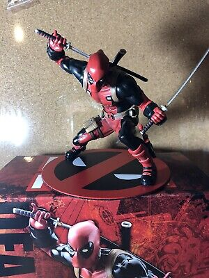 Marvel Now Deadpool Artfx+ Figure 1/10 Scale Kotobukiya • 25£