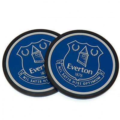 Everton FC 2pk Coaster Set • 8.11£