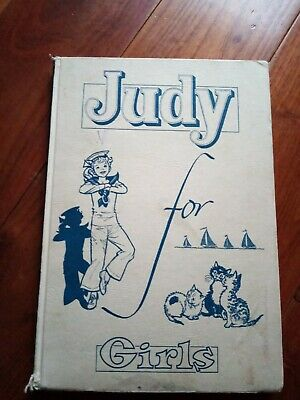 Judy Book For Girls Annual 1963 (Vintage)  • 3£