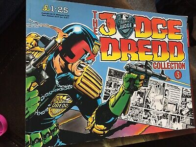 The Judge Dredd Collection 3 • 4.99£