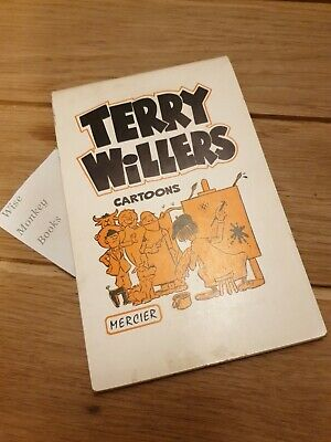 Terry Willers Cartoons, 1977 Paperback • 20£