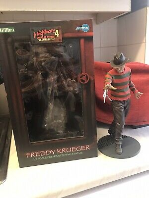 Artfx 1/6 Nightmare On Elm Street 4 Freddy Krueger Statue • 90£