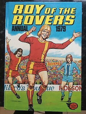Roy Of The Rovers Annual 1979 • 4.99£