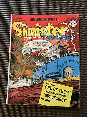 Sinister Tales Comic #26 • 4.99£