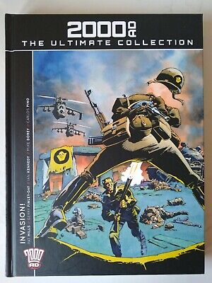 Invasion - 2000AD Ultimate Collection Issue 79 Invasion! • 14£