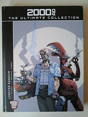 Lobster Random - 2000AD Ultimate Collection Issue 84 • 14£