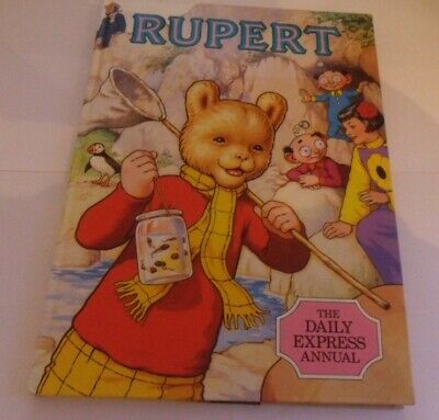Rupert Annual 1986 - In Great Condition • 3.99£