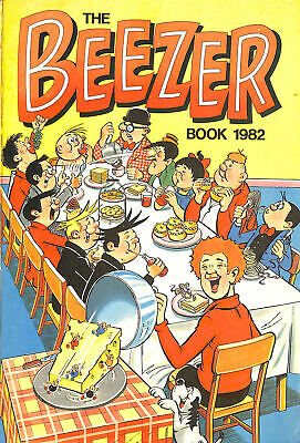 The Beezer Book 1982 By D C Thomson • 6.99£
