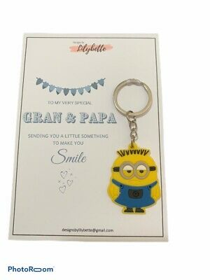 Little Lockdown Letterbox Gift For Gran & Papa Ideal To Pop In Card • 3.99£
