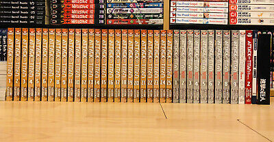 ATTACK ON TITAN 1-25 NO REGRETS 1-2 BEFORE THE FALL 1-9 Manga Collection Set • 299.99£
