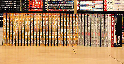 ATTACK ON TITAN 1-25 NO REGRETS 2 BEFORE THE FALL 9 Manga Collection Set ENGLISH • 299.99£