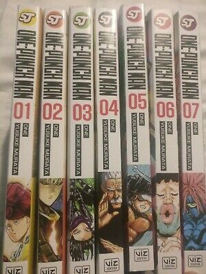 One Punch Man 1-7  • 14.20£