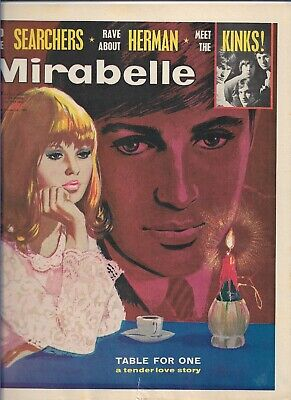 Mirabelle (1st May 1965) Seachers/Herman • 25£