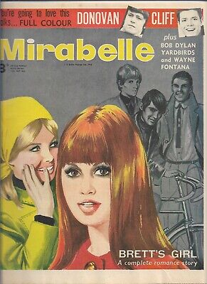 Mirabelle (15th May 1965) Donovan/Cliff Richards • 25£