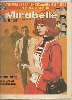 Mirabelle (17th July 1965) The Walker Brothers/Unit 4 Plus 2 • 25£