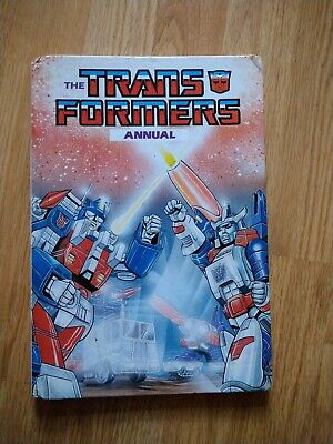 The Transformers Annual 1987 Vintage • 3.99£