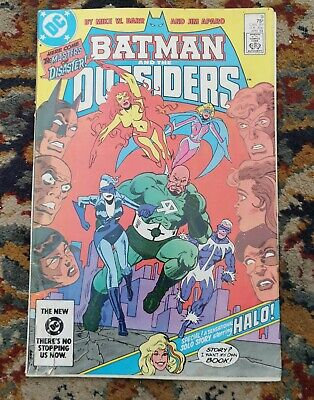 Batman And The Outsiders #9 • 12£