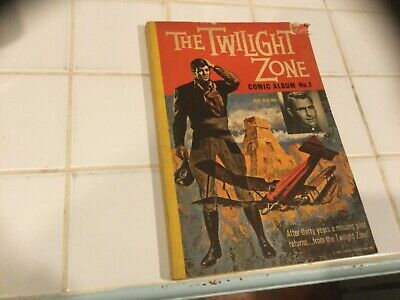 Twilight Zone Number One 1967 Comic Book  • 6.99£