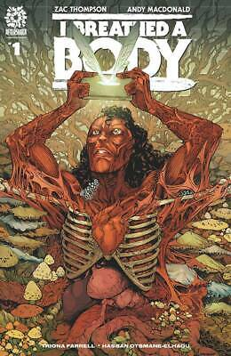 I Breathed A Body #1 Cover A / Aftershock Comics (20/01/21) Combined P&P • 4.20£