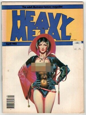 Heavy Metal, Vol VII Number 1, April 1983. VG. From £4* • 4.99£