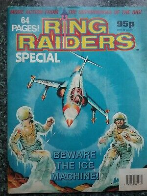 Ring Raiders Special Comic..1990 • 19.95£