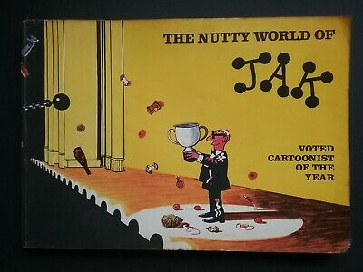 The Nutty World Of Jak..cartoons • 4.99£
