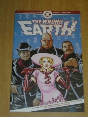 Wrong Earth #3 Ahoy Comics 2018 • 7.99£