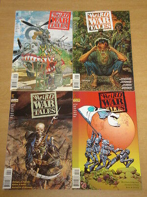 Weird War Tales #1-4 Dc Vertigo Comics Set Garth Ennis 1997 (4) • 9.99£
