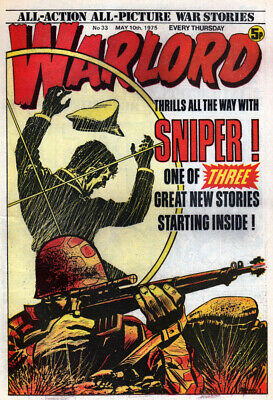 WARLORD #1-627 + EXTRAS ON 2 PC-DVD Complete Set 1974-1986. BRITISH WAR COMICS  • 3.25£