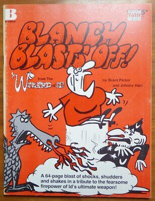 Parker & Hart, Wizard Of Id - Blanch Blasts Off (Beaumont Books, 1983) • 5.49£