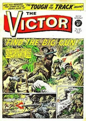Victor Comics Almost 1700 Issues & Annuals On 8 PC-DVDs  FREEPOST • 7.99£