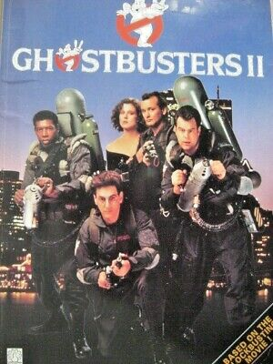 Ghostbusters 2 Story Book • 4.50£