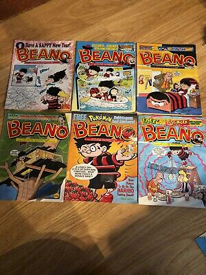 Beano Comics Good Condition No. 3050 - 3059 • 30£