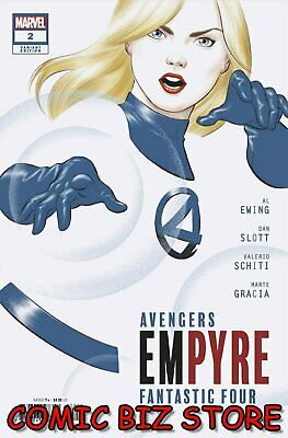 Empyre #2 (of 6) (2020) 1st Printing Bagged & Boarded Cho Ff Variant  ($4.99) • 4.15£