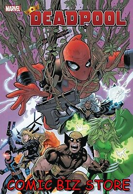 Deadpool #6 (2020) 1st Printing Land Main Cover Bagged & Boarded Marvel • 3.55£