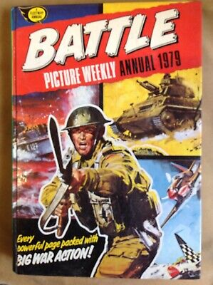 Battle Picture Weekly Annual 1979 • 4£