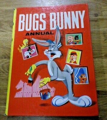 1965 Bugs Bunny Annual Unclipped • 4.99£