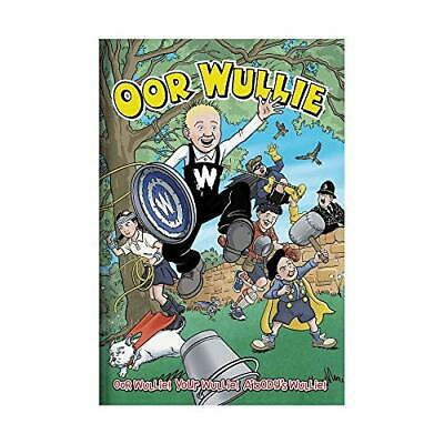 Oor Wullie Annual 2021 By D.C.Thomson & Co Ltd, NEW Book, FREE & FAST Delivery,  • 7.51£