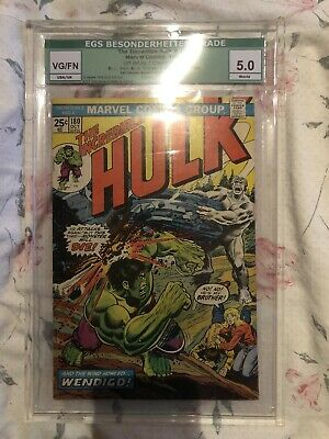 The Incredible Hulk #180 Comic Marvel 1974 1st Wolverine Cameo • 267.87£