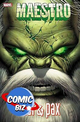 Maestro War And Pax #1 (2021) 1st Printing Main  Cover Marvel Comics • 3.65£