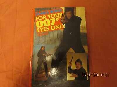 James Bond - For Your Eyes  Only  Good For Age 1981   • 2£