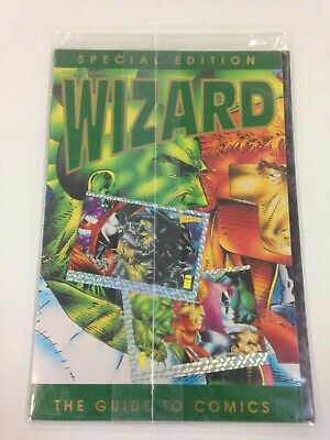 Spawn Rare Trading Card Wizard The Guide To Comics Image Special • 13.90£