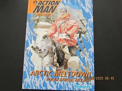 Action-man Annual   1999  Very Good  For Age • 2.50£